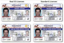 Welcome Two Types - Nevada Idscan net One Real Id To Supporting