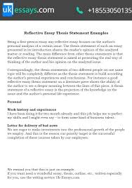 Personal Reflective Essays Examples Reflective Essay All You Need To Know To Get A Perfect Score