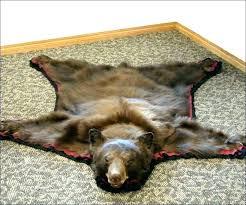 bear skin blanket bear head rug bear head rug skin rugs full size of taxidermy polar bear skin