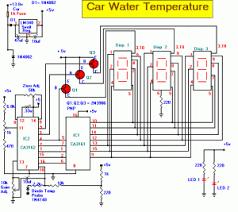 temperature measurement using thermistor circuit diagram temperature measurement circuits thermistors temperature sensor on temperature measurement using thermistor circuit diagram