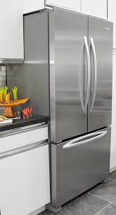 kitchen aid french door refrigerator