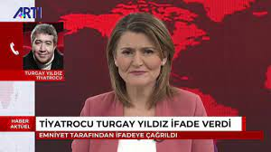 Tiyatrocu Turgay Yıldız: Polisler bile bu ihbara şaşırdı. - YouTube