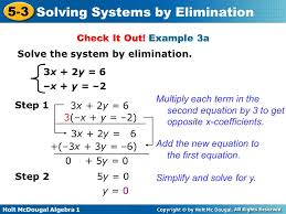 system of equations using elimination calculator jennarocca