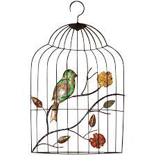 Select coupon fast delivery from russia. 13x23 Metal Hanging Birdcage Wall Decor At Home