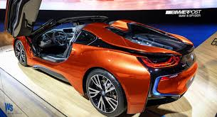 bmw 2015 i8 inside. Beautiful 2015 BMW Reportedly Approves I8 Spyder For Production In Late 2015 With Bmw I8 Inside
