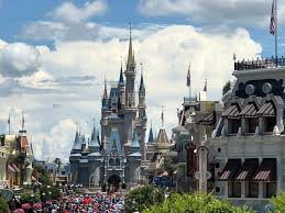 The World Step Experience Kingdom Disney Inside Magic Magic Ug0Fn