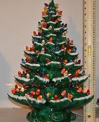 Iebayimgcom00sNjAwWDQ1MAu003du003dzxAAAOSwd4tT0k4ACeramic Tabletop Christmas Tree With Lights