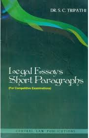 buy legal essays short paragraphs for competitive examinations  legal essays short paragraphs for competitive examinations