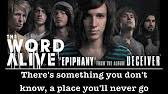The Word Alive Dream Catcher Dream Catcher The Word Alive [Lyrics] YouTube 57