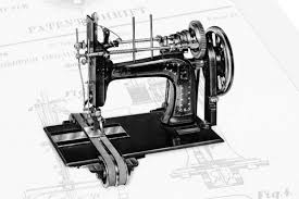 Sewing Machine History Timeline