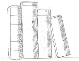 how to draw books in shelf which can be read children s inspirational ilrations book drawing drawings and doodles