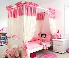 Childrens Canopy Bedroom Sets Bed For Girls Throughout Child Remodel 9