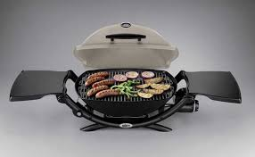 get cooking with a weber 54060001 q 2200 liquid propane grill foodal com