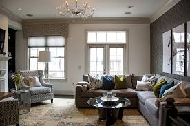 Modern Color Schemes For Living Rooms 45 Contemporary Living Rooms With Sectional Sofas Pictures