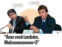 Image result for BEBÊ JOHNSON DEPUTADO LUIZ ARGOLO