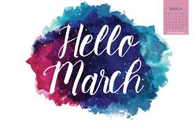 hello march covers photos and wallappers 2017