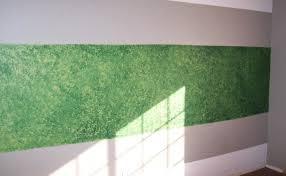 sponge painting multiple colors american hwy