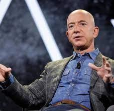Jeff Bezos: Das Rennen ums Weltall steht vor dem Höhepunkt - WELT