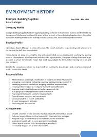 Resume Examples For Hospitality | Resume For Study