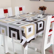 kitchen table covers pvc table cloth plastic disposable waterproof dining
