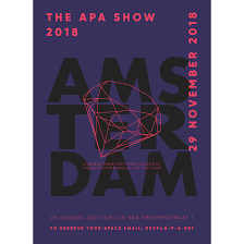 The Apa Show In Amsterdam 2018 Advertising Producers Association
