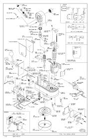 Type 150 exploded view drawing 1 1 pages