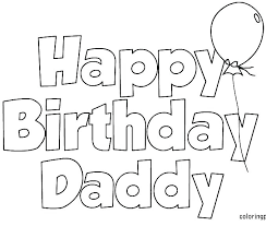 grandfather fathers day coloring pages happy birthday for grandpa printable col