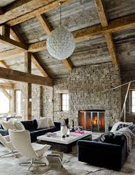Rustic Design Fargo Think Rustic And You Might Imagine A Wooden Ski Lodge Or