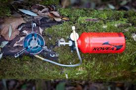 Мультитопливная <b>горелка Kovea KB-0603</b> Booster +1, купить на ...