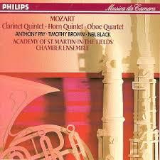 Wolfgang Amadeus Mozart - <b>Mozart</b>: <b>Clarinet Quintet</b>, etc / Academy ...