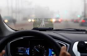 Head Up Display Optical Design How To Add A Head Up Display To Your Car Autoevolution