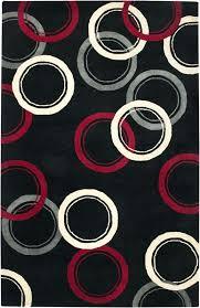 red white black rug trendy design ideas black and red area rug red black and white