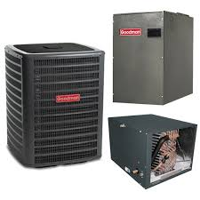 goodman 16 seer 3 ton. 3 ton goodman 16 seer 2 stage variable speed central air conditioner heat pump upflow/downflow system seer x