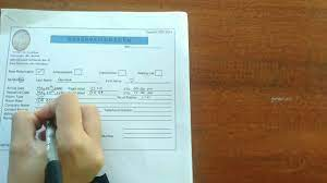 Cara Mengisi Reservation Form Part 1 Youtube