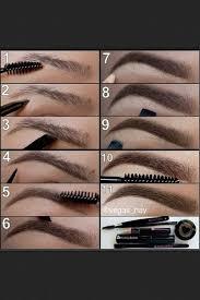 eyebrow tutorials 8