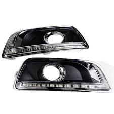Amazon.com: LED Daytime Running Light Fog Lamp DRL Kit For 2012 ...
