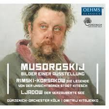 Mussorgsky, Rimsky-Korsakov & Lyadov: Works - eClassical
