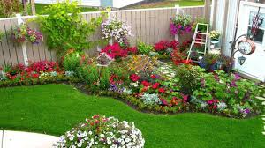 flower garden ideas pictures