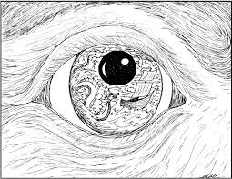 Small Picture SMacs Surrealistic Coloring Page Old Mariners Eye Art