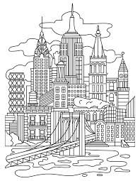 Small Picture Stunning Architecture Coloring Book Contemporary New Printable