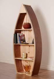 5ft canoe shelf for log cabin storage