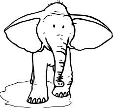Small Picture Elephant Ear Coloring Page Wecoloringpage