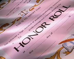 Honor Roll Dinner Hsa Belmont Charter School K 8 By Concept