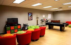Office game room Basement Company Game Room Funcom Glassdoor Company Game Room Funcom Office Photo Glassdoor