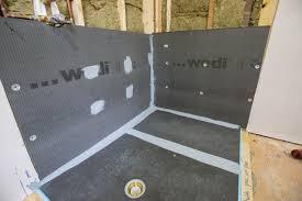 waterproof shower membrane kit waterproof board for showers wall wedi shower system