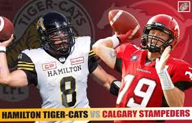 Stampeders Depth Chart Livestream Ppv Cfl Calgary Stampeders Hamilton Tiger