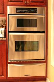 wall oven with warming drawer stunning wolf drawers decorating ideas 6