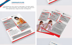 flyer companies business companies corporate flyer corporate identity template 68368