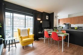 One Bedroom Flat Interior Design One Bedroom Flat London For University Students Apartment