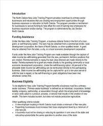 10 Training Program Examples Samples Pdf Examples